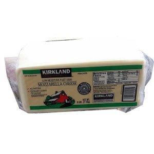 커클랜드 모짜렐라치즈2.72kg/아이스무료/덩어리치즈