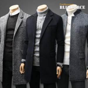 겨울신상 코트 더플/남자옷/자켓 하프 롱울 쟈켓 패딩