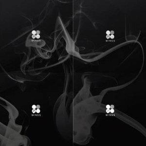 1CD_방탄소년단(BTS)-정규2집 WINGS (모든버젼선택가능+폴라로이드1종랜덤온팩)/피땀눈물/정국/지민/뷔/랩