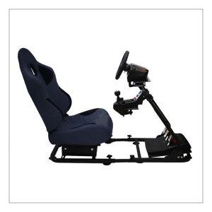 로지텍G29 G27등 레이싱휠 거치대+의자풀세트 스탠드