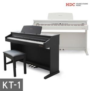 신제품 영창 디지털피아노 KT-1/KT1/해머건반