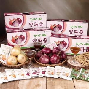 자연식품 무안양파즙(일반/빨강/함초/초석잠) 100팩