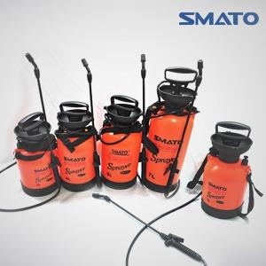 스마토 자동압축분무기 3L 4L 5L 7L 8L 대용량 조리개