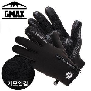 스마트폰 자전거 방한장갑 (기모/방풍/등산/겨울/동계