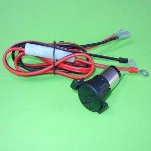 시가잭/USB/1구소켓/캠핑등/오토바이/DIY/네비게이션