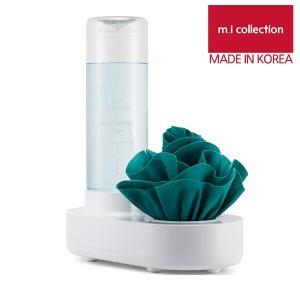 엠아이국산 자연기화식 가습기 천연 미니 가습기 민트 - 상품 이미지