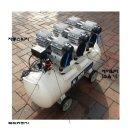 5마력 ACE 저소음 오일레스 콤프레셔 LTC-7503 60리터