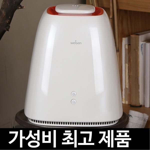 바이젠공기청정기 H13등급헤파필터적용