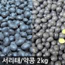 15년/16년산 국내산 햇 서리태(속청)/약콩(서목태)2kg