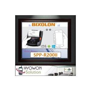 빅슬론 SPP-R200I 모바일 프린터 블루투스 상태 A급