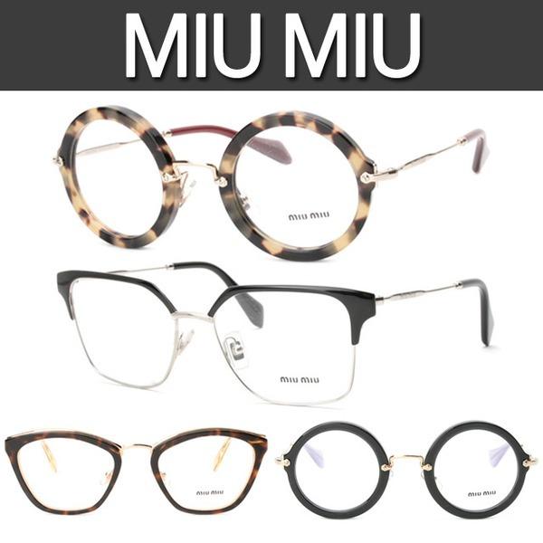 미우미우 명품 안경테 4종 VMU06N VMU55M 균일가