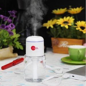HUMI-RV 휴미 가습기/USB/미니/탁상용/차량용/초음파 - 상품 이미지