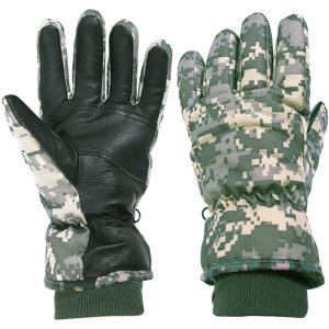 미군 ACU 방한장갑/군용장갑/군인 방한용품/군대용품
