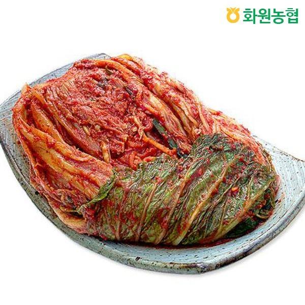 화원농협 이맑은 묵은지 5kg