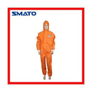 SMS원피스작업복 (BOX출고/주황색) 스마토작업복