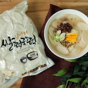 국내산 쌀 떡국떡 1kg+1kg
