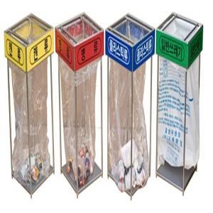 4분류분리 수거함 비닐덮게용D-14-1(기본형) 개당가격