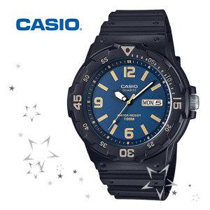 스타샵 MRW-200H-2B3  카시오 시계 남성 c05