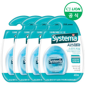 시스테마 스펀지 치실 1Box (20개)
