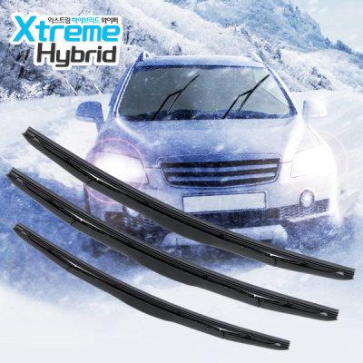 1+1 하이브리드 와이퍼/관절구조/차량용품/자동차용품