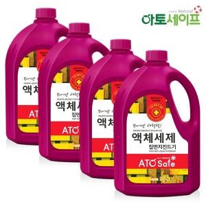 집먼지진드기 액체세제 2.5L 4개/액체세제