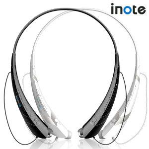 inote BT-N6 아이노트 넥밴드 블루투스 이어폰 헤드셋