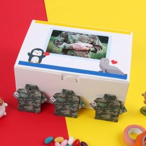 (군복쏠라씨) DIY 12종류 곰신선물 특별한 선물