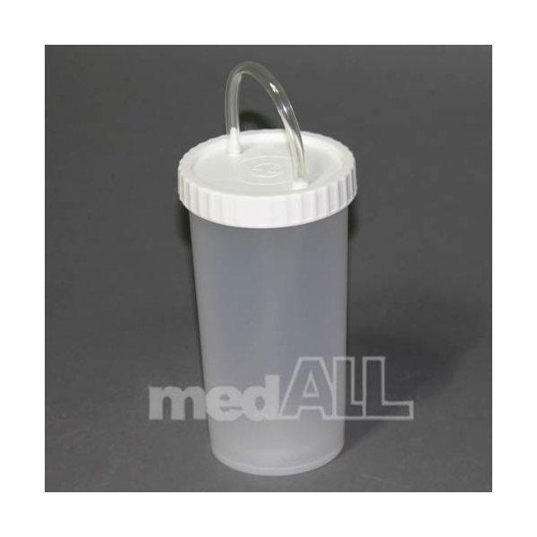 NF80430 환자용 PP빨대 물컵(135개)/1BOX