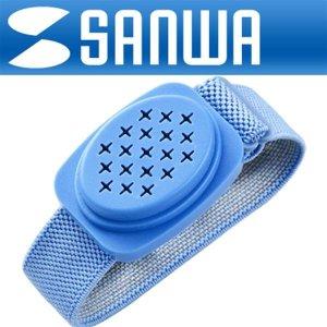 SANWA 무접지 정전기 방지 손목팔찌 (TK-SE11)