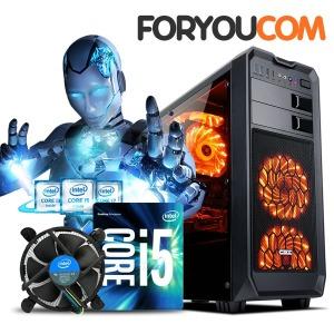 MBC협찬/i5-7600/6400/8G/SSD/HDD특가/조립컴퓨터본체