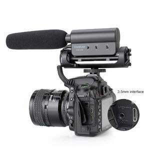 DSLR 카메라전용 마이크 비디오 동영상 니콘 캐논