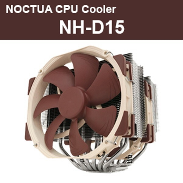 강한쿨러/업그레이드된 NOCTUA NH-D15 AM4/소켓지원