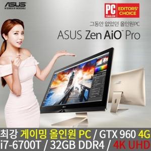 Zen AiO Z240ICGT-GJ004X/32GB/128GB SSD/1TB/WIN10