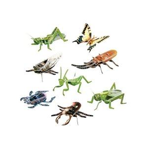3D 입체퍼즐 곤충 8종/뜯어만드는세상/3D puzzle