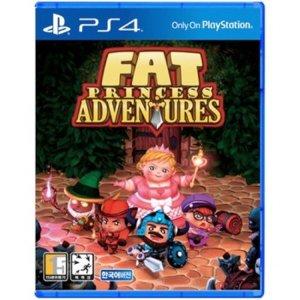 팻 프린세스 어드벤쳐 PS4 한글판 일반판.