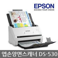 엡손 DS-530 스캐너 양면스캔 an