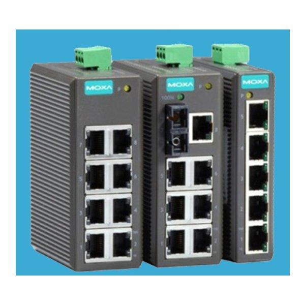 당일출고)정품 MOAX EDS-208 8포트 산업용 스위치허브