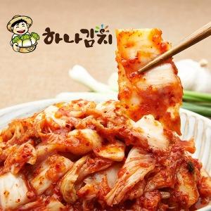 먹기 편한 썰은 맛김치/막김치 10Kg - 볶음참깨증정