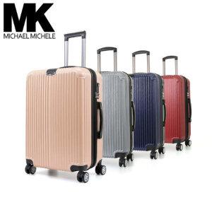 (현대Hmall)폴리카보네이트 유학 신혼여행 대형 화물반입 캐리어 여행용캐리어 여행가방 MK-710128