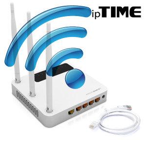 _ipTIME A1004 기가/와이파이/무선/공유기/Wifi