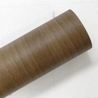 무늬목 가구시트지 나무시트 wd-005 월넛다크브라운