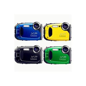 후지 파인픽스 XP10 방수카메라 1400만화소 4G 리퍼