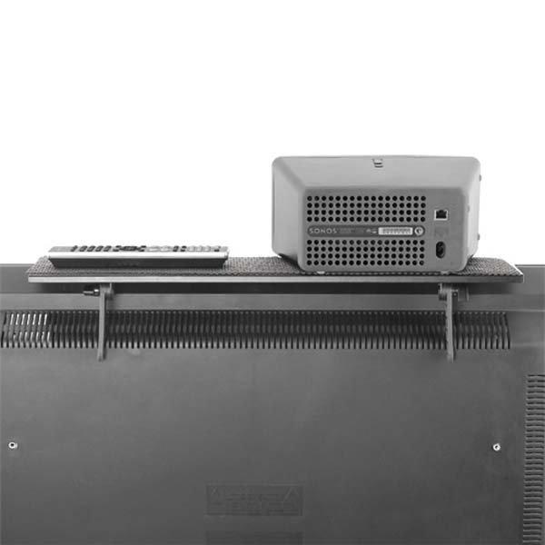 APM-02셋톱박스선반 모니터선반  리모컨선반 tv선반