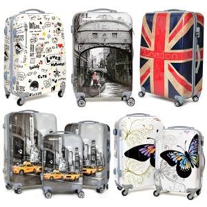 1+1커버증정/여행용캐리어/수학여행가방/해외여행가방