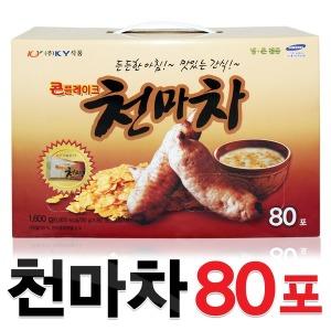 KY식품 콘플레이크 천마차 80포