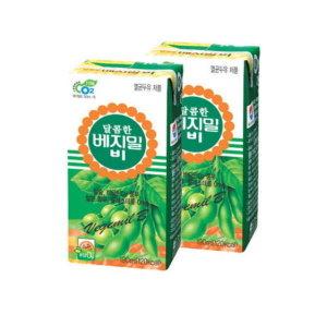 (현대Hmall) 정식품  베지밀 달콤한B 190ml 48
