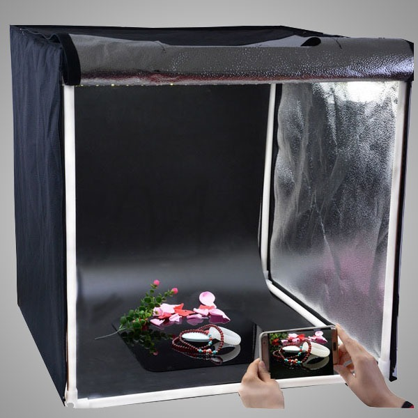 LN-BK /포토박스/LED 미니스튜디오/사진조명/상품촬영