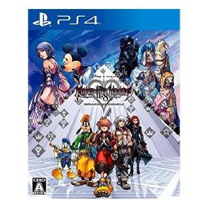 PS4 킹덤 하츠 HD 2.8 파이널 챕터 프롤로그 / 일본판
