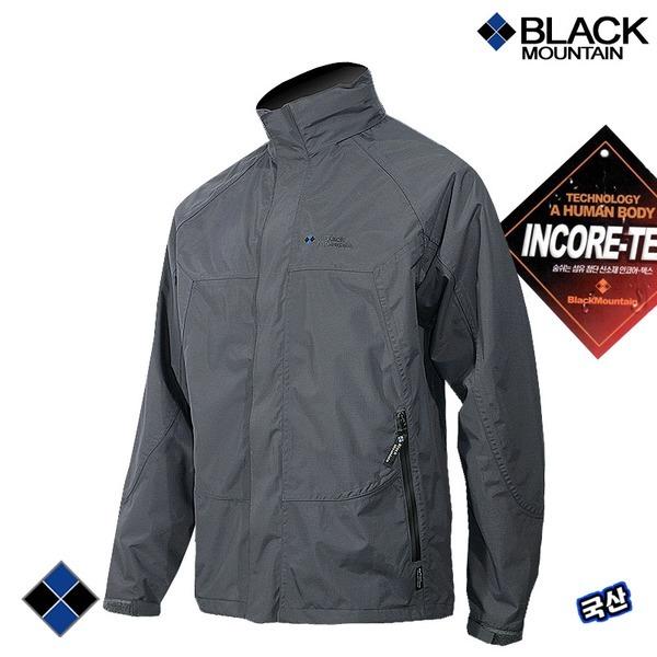 블랙마운틴 인코어텍스 방수자켓(등산자켓 3계절용