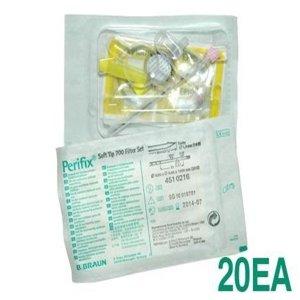 에피듀랄카테타셋트 20G/18G  tip 700 filter/20EA